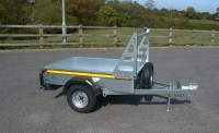 B53 Ladder rack spare wheel