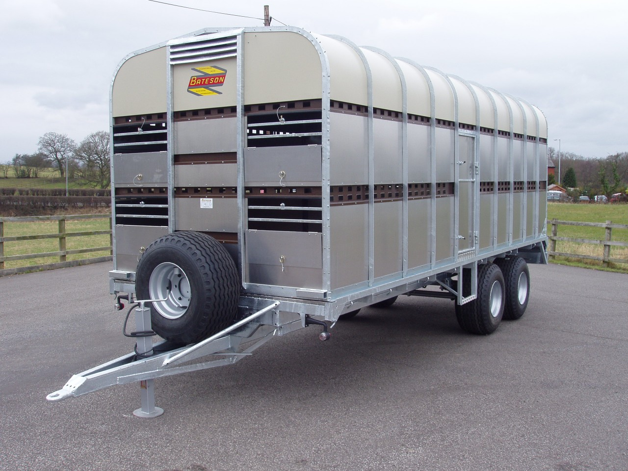 how to change registration on trailer