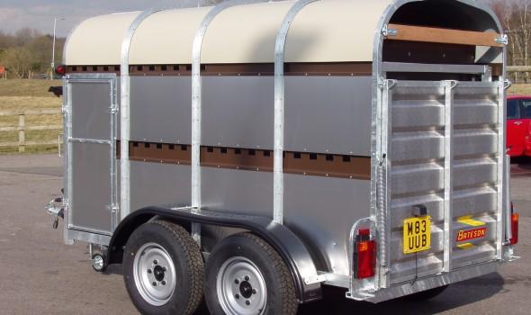 43LT 10' X 5' Landrover Wheels