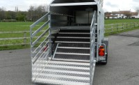 47LT Rear Ramp Down complete with Decks