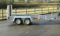 26md Mini Digger Trailer
