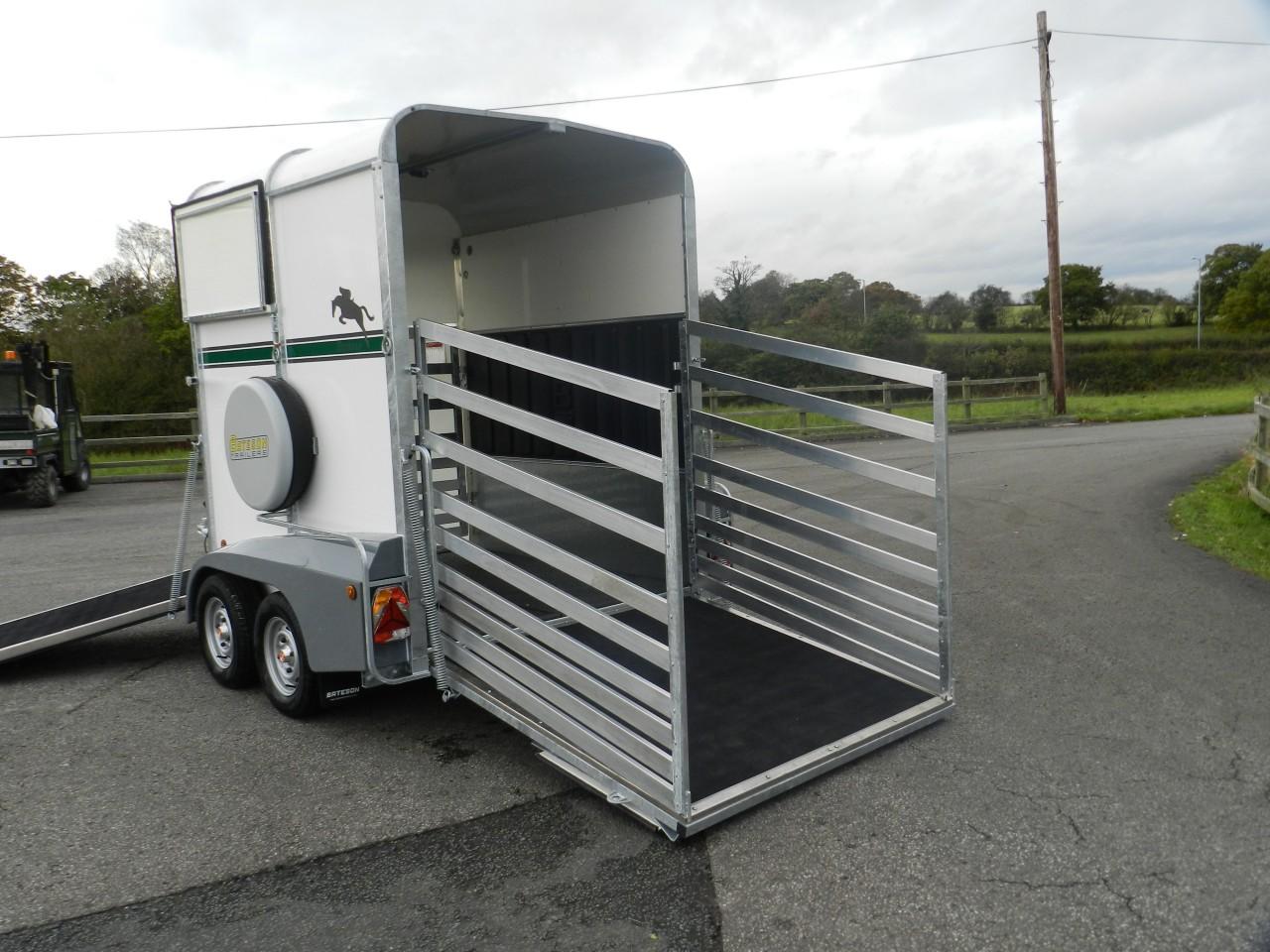 Ascot Horse Trailer Bateson Trailers