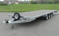 3550 Extra body length, 3. 1300kg axles.