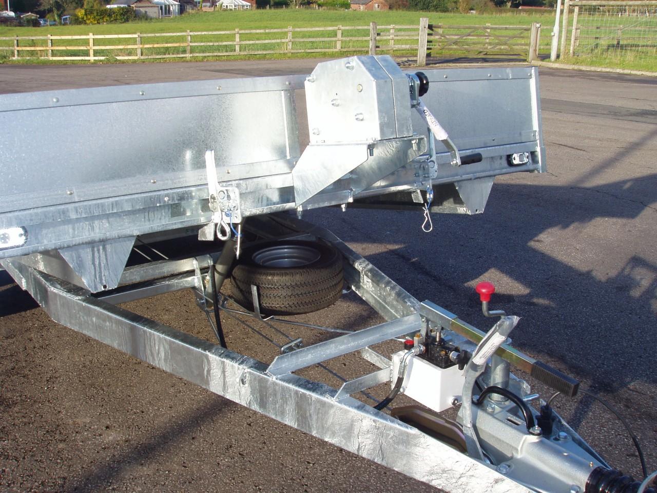 Pt56 Hydraulic Tilt Trailer Bateson Trailers