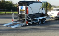 Special Road Sweeper Trailer 003