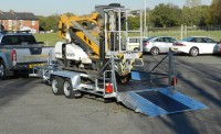 Special Road Sweeper Trailer 010