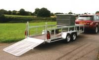 special bin trailer