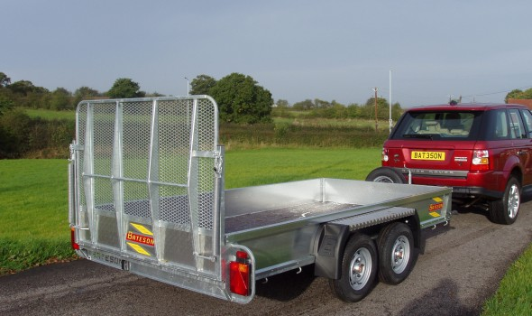 Ride on Mowers, Council trailers ,