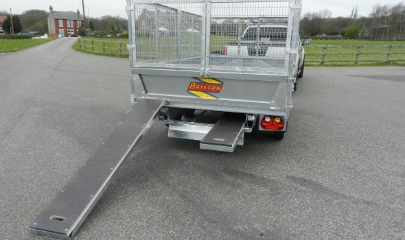 Loading Ramps and carrier