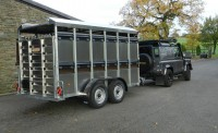 Eurostock 326 Livestock Trailer
