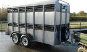 316 Eurostock Livestock Trailer