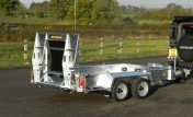 35 MD Excavator trailer, Full LED lights