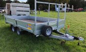PF36 Low Platform Trailer