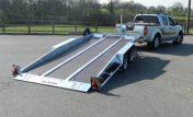 22-15 Hydraulic tilt Vehicle transporter