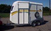 Ascot Horse trailer.