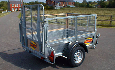 0642 General Purpose Trailer Bateson Trailers