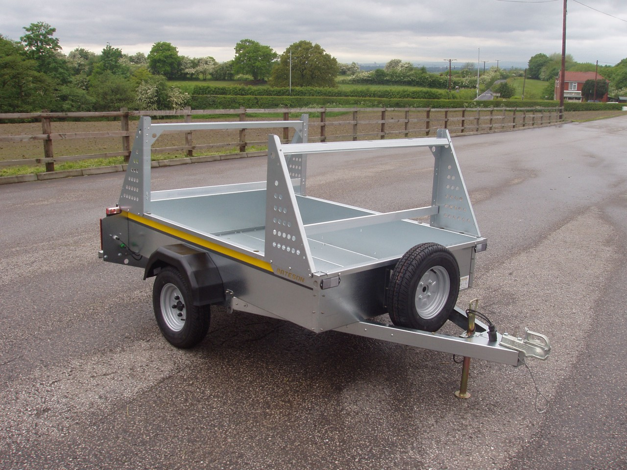 B64 Unbraked Trailer Bateson Trailers