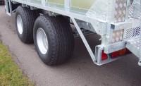 100LT Oversize Tyre option 400/60 - 15.5 14 ply
