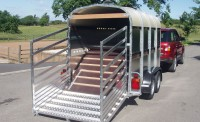 42LT with ramp down and deck ramp down