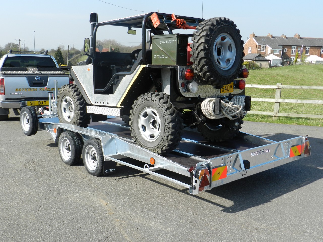 Transporter Trailers Product Categories Bateson Trailers