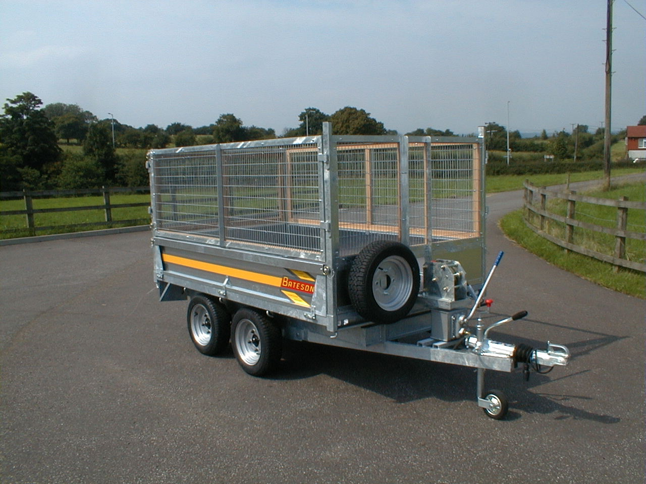 Tipping Trailers Product Categories Bateson Trailers