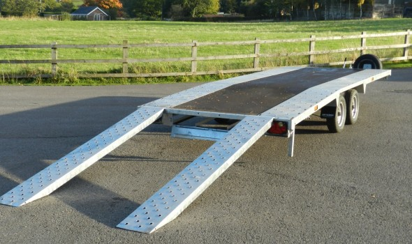 265B without winch 2.4m ramps.