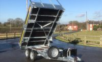 353H with ladder rack and ramps