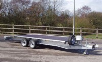 355B with optional full width marine ply floor and angle edge