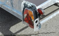 rear light units with standard LED Outline Markers