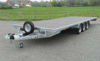 3550 Extra body length, 3. 1300kg axles.