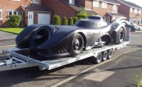 PT76 with Batmobile loaded on
