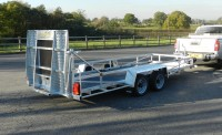 Special Road Sweeper Trailer 001