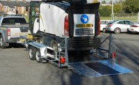 Special Road Sweeper Trailer 002