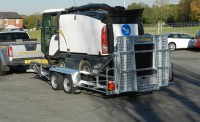 Special Road Sweeper Trailer 005