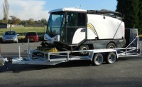 Special Road Sweeper Trailer 006