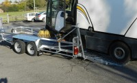 Special Road Sweeper Trailer 007