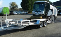 Special Road Sweeper Trailer 009