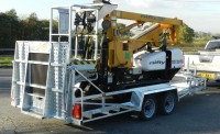 Special Road Sweeper Trailer 013