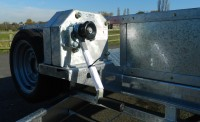 Standard 2 Ton manual winch