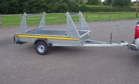 8x4 Canoe Dinghy Trailer