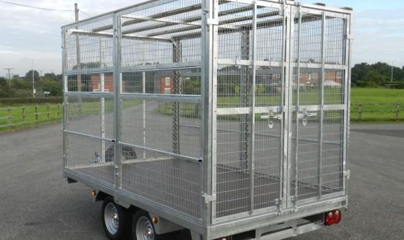 2030 Cardboard trailer