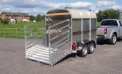 30LT 8′ x 5′ Livestock trailer